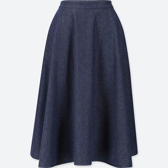 穿くだけできれいになれる♡【ユニクロのスカート】7種類をご紹介!