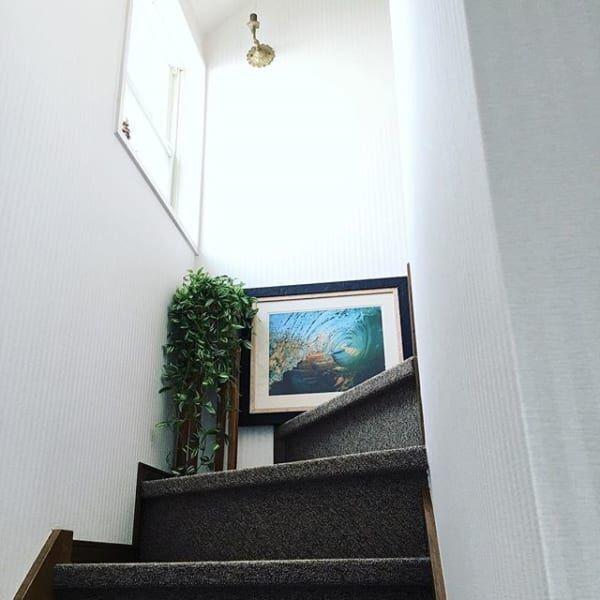 階段角をディスプレイスペースに!インスタグラマーさんの楽しみ方をご紹介します