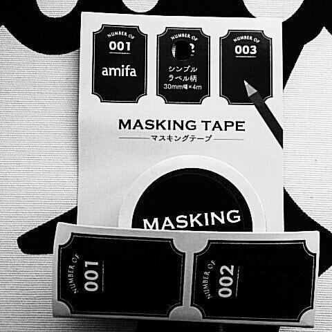 ユニークなデザインが揃う♪楽しくて使いやすい100均のマスキングテープ☆