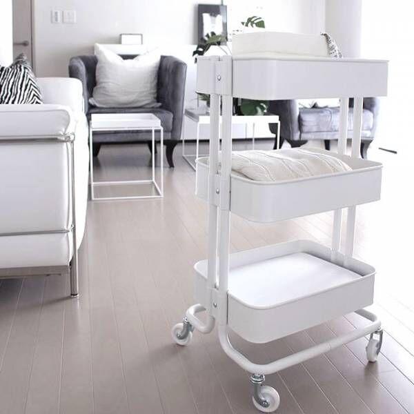 モダンも北欧風もおまかせ♪【IKEA】の人気アイテムを使ったインテリア実例をご紹介