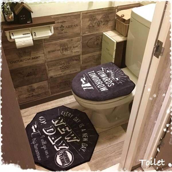 おうちの中で一番落ち着ける空間に♡おしゃれなトイレ実例15選