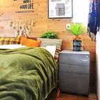 気持ち良く眠れる♡ベッド周りのコーディネートで寝室をグッとおしゃれに!