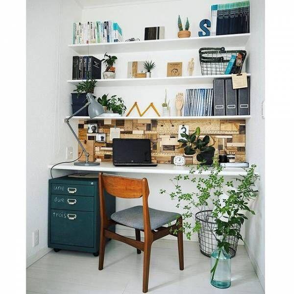 自分だけの空間♪愛着のあるお洒落な書斎を完成させるアイディア☆