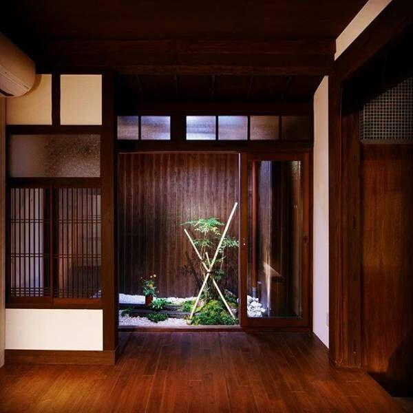 和室をリノベーションするなら大正ロマン風がおすすめ☆レトロでシックな大人和室を目指そう!