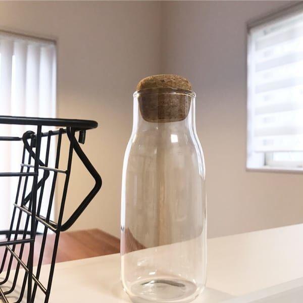 透明感抜群のおしゃれな容器!KINTOのガラスキャニスターをご紹介
