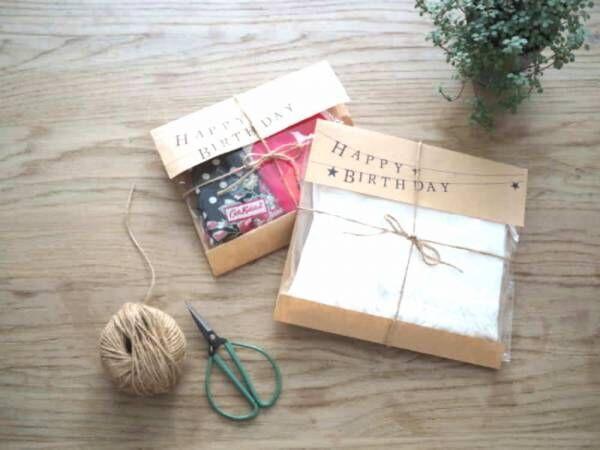 【連載】世界に一つだけ♪オリジナルラッピングでワンランク上のプレゼントを贈ろう!