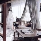 ベッドルームを上質にできるアイテム!天蓋を活用したインテリアをご紹介♪