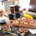 ナチュラルな風合いが素敵な木のカッティングボードで彩る☆テーブル風景をご紹介