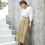 『ハイウエスト×タイトスカート』でスタイルアップが叶う☆おすすめ15選をピックアップ