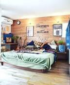 プライベート空間だから「好き」でまとめて。おしゃれで素敵な寝室まとめ