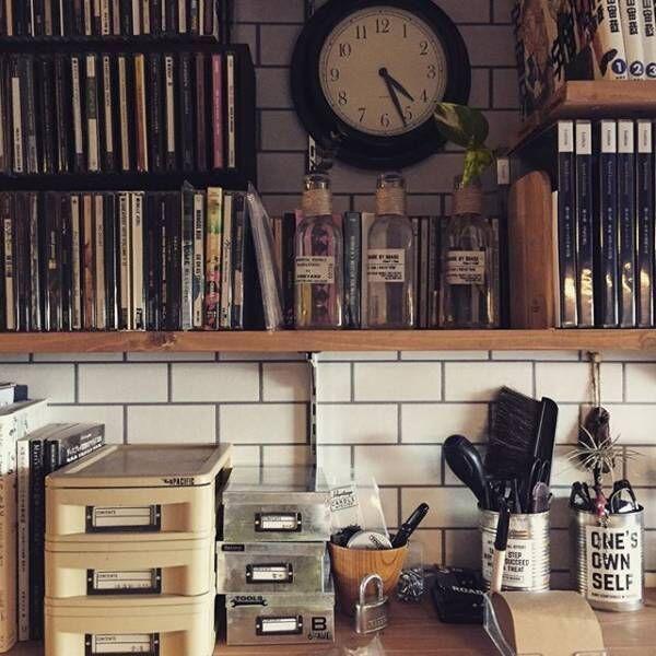 《押入れ・DIY・リメイクetc.》趣味や仕事が充実するおしゃれな書斎を作ろう!