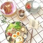 お洒落カフェのような「おうちランチ」を拝見☆暮らしを楽しむ素敵な食卓風景