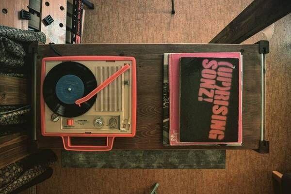 レコード&レコードモチーフを活用!レトロモダンなインテリアにしよう♪