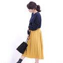 【5,000円以下】で作れる♡ロングシーズン着回せる大人のスカートコーデをご紹介