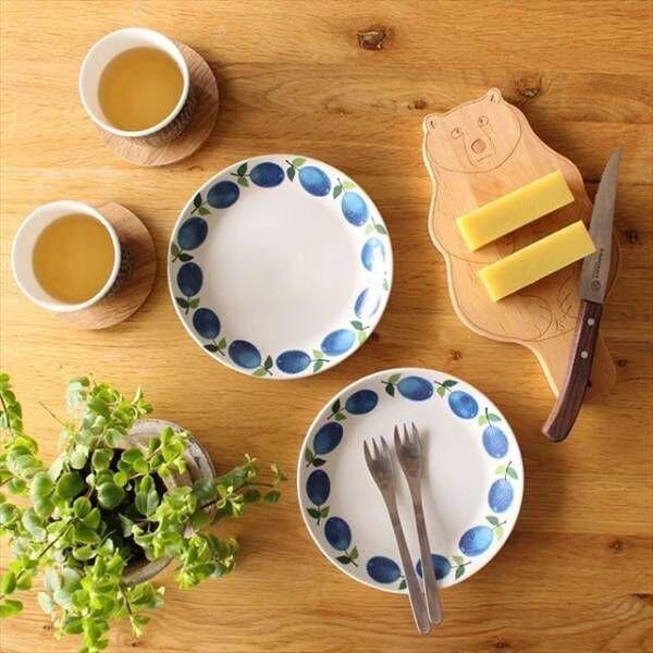 スウェーデンの老舗グスタフスベリの「PRUNUS」特集☆テーブル風景をご紹介