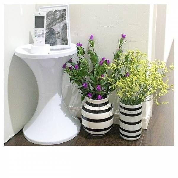 新鮮な花を飾ってお部屋をリフレッシュしよう!秋に咲く花の飾り方をご紹介