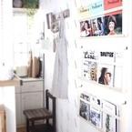 出し入れしやすいからお部屋が片付く☆便利な壁面収納アイディア
