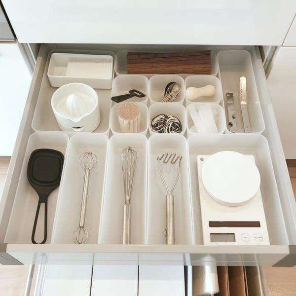 【収納法別】暮らし上手さんに学ぶ!キッチンツールのスッキリ収納。