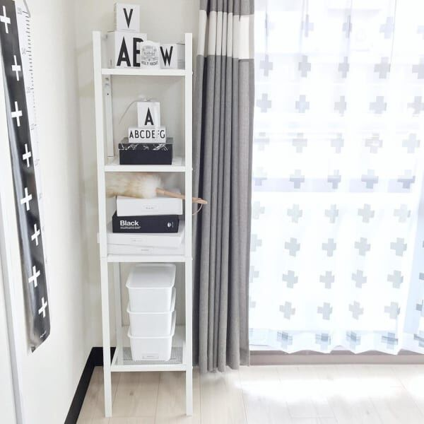 【IKEA】でおうちの中をスッキリと!インテリアにマッチする収納アイテム☆