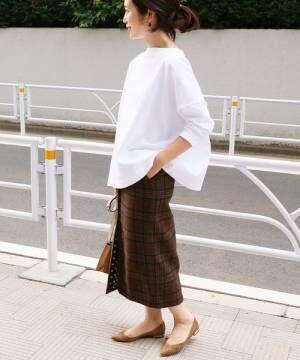 【Traditional Weatherwear】で大人カジュアル!ラフだけど品のあるコーデ15選