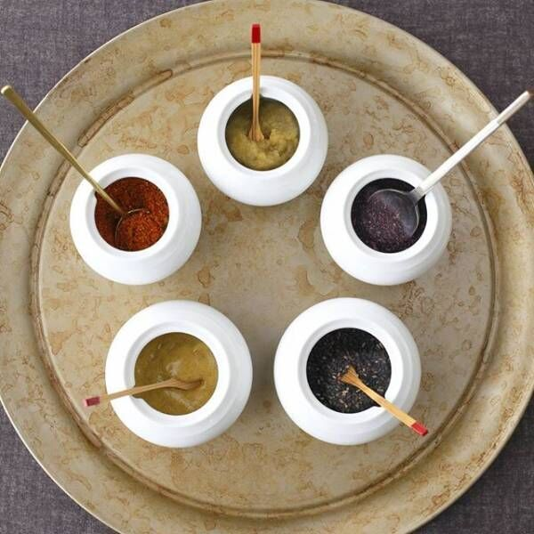 おもてなしに使いたい!料理がぐっと見栄えするアイテムを使ったテーブルコーディネート