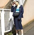 秋になったら「デニムジャケット」で気温差に対応!大人カジュアルな着こなしに挑戦!
