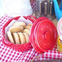 100均アイテムを使ったお菓子収納アイデア集!見ているだけでも幸せ気分に♡