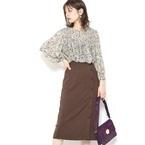 「ブラウン系スカート」を取り入れて♡季節感がアップする秋カラーコーデ特集