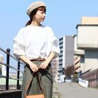 ALL5,000円以下でGET☆「袖コンシャストップス」に合わせるトレンドコーデ集
