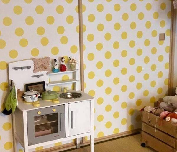お部屋の模様替え♪ステキでオシャレな空間を壁紙で演出しましょう!