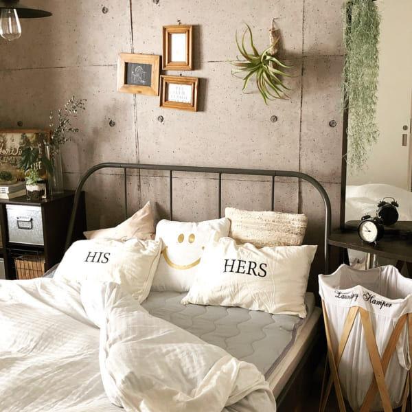アクセントクロスでお部屋の魅力UP♪壁の色を変えるだけで素敵な空間に