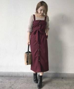 「ビスチェデザイン」で秋の大人女性スタイル♡トレンドコーデ15選