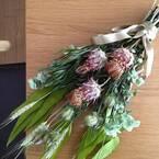 いつでもお部屋に花を!今流行の「スワッグ」で季節感を楽しむ方法