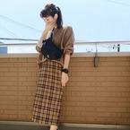 【GU】プチプラアイテムをピックアップ!秋の大人女子おすすめコーデ15選