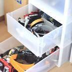 【無印収納】でおもちゃをお片づけ☆子供と一緒に片付けれる収納法とは?