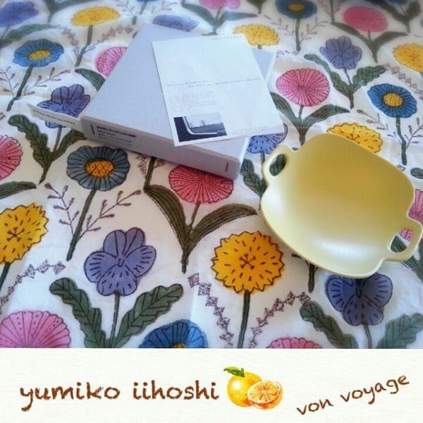 イイホシユミコさんの【bon voyage】シリーズ☆注目のおしゃれなデザイン食器をご紹介!