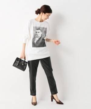 着まわしやすさ抜群♡定番アイテム【黒パンツ】を使ったコーデ15選