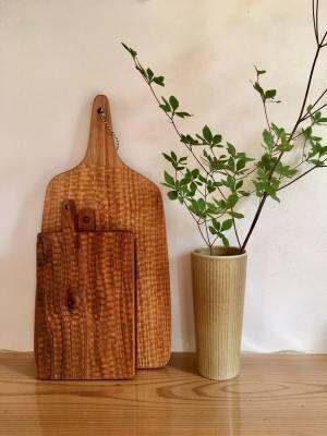 【連載】木工品のある暮らし。その魅力と長く愛用できる素敵な木工品をご紹介します。