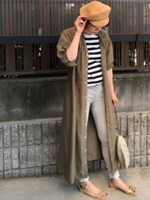 秋コーデをシンプルに♪【無印良品】のアイテムで作る大人女子コーデ特集!