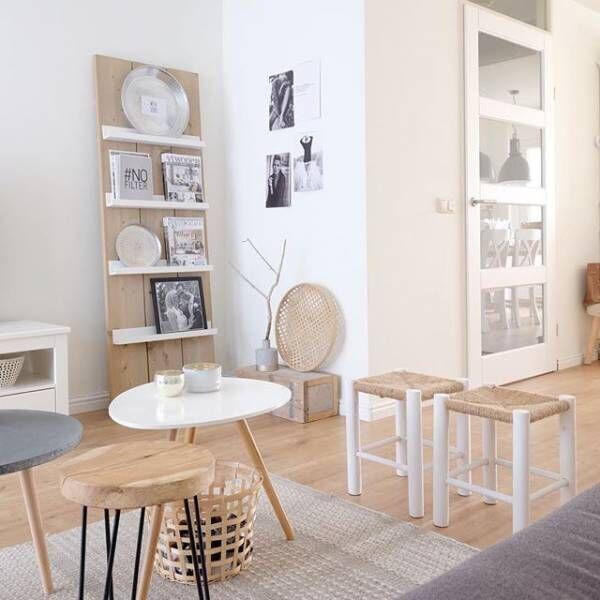 壁面デザインで暮らしを彩る♪お部屋の印象を変える壁面インテリア実例集