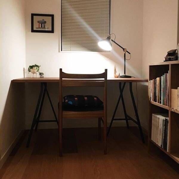 自分だけの空間だっておしゃれに!書斎スペースのインテリア特集