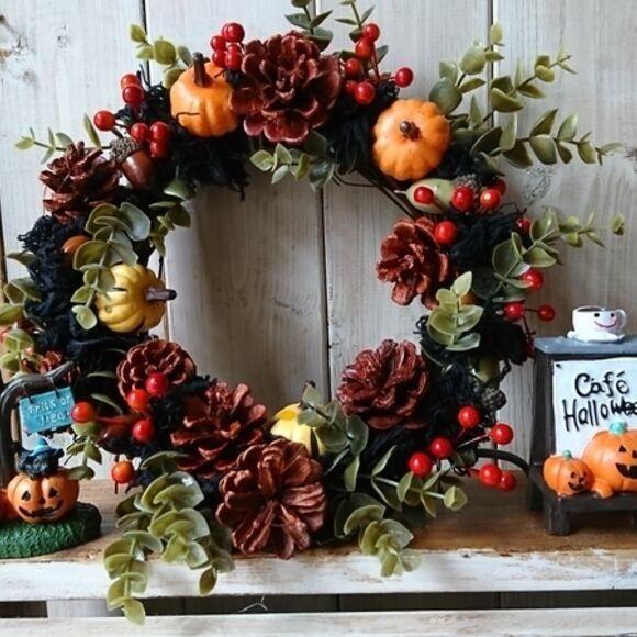 作るのも楽しい♡手作りハロウィングッズでお部屋を秋色にチェンジ!