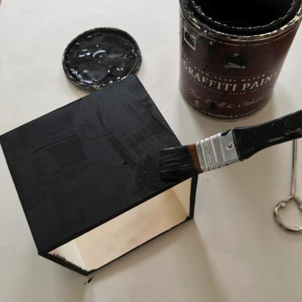 【連載】100均材料4つでできる!便利でオシャレなタイマー付きキューブライトの作り方♬