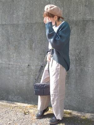 【GU】で大ヒット中のドルマンコクーンカーディガン♡大人女子の着こなしをチェックしよう♪