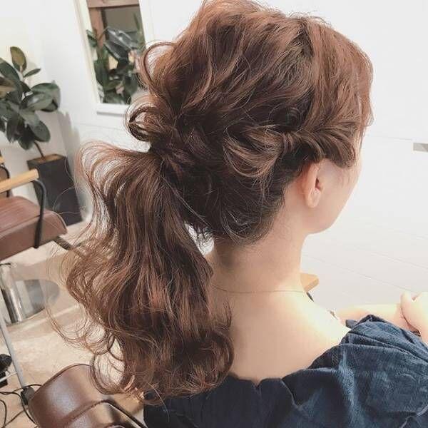 秋のまとめ髪♡お出かけ&パーティーにピッタリなヘアアレンジ特集
