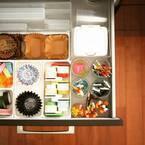 スッキリ使いやすく収納しよう!カラフルで細々したお弁当グッズの収納実例集