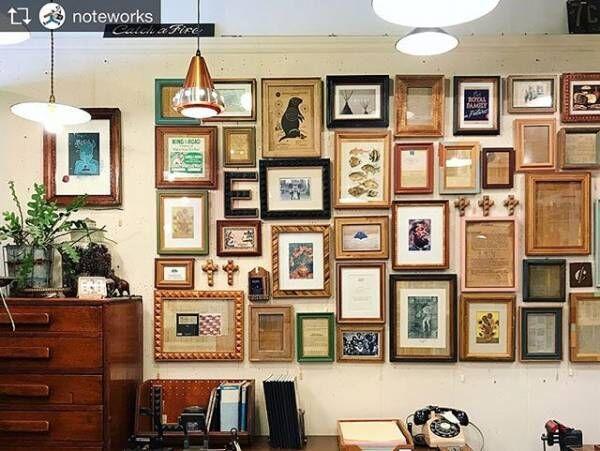 アートを飾ってアクセントに!お部屋がもっと素敵になるおしゃれな飾り方をご紹介☆
