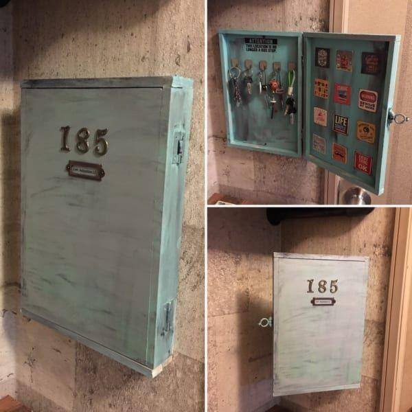 アイデアが詰まった「鍵収納」特集☆キーフックDIY&みなさんの鍵スペースを公開