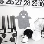 ハロウィンを可愛く楽しもう!100均(セリア・ダイソーetc.)のおばけモチーフアイテム