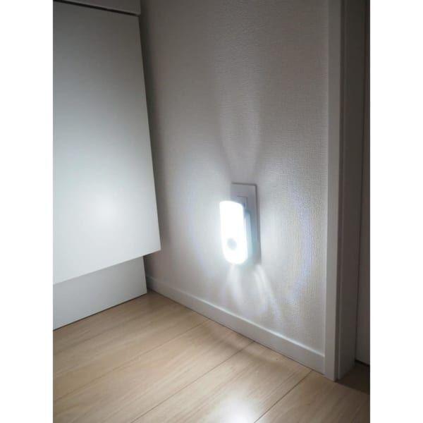 屋内用LED人感センサーライト